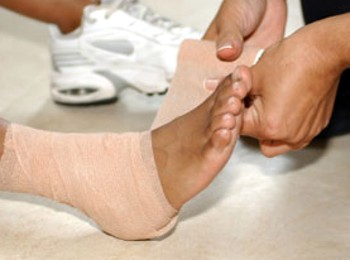 Band Training To Prevent Ankle Injury - RossTraining.com