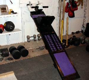 Homemade Incline Sit Up Bench Rosstraining Com