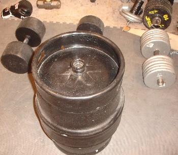keg training
