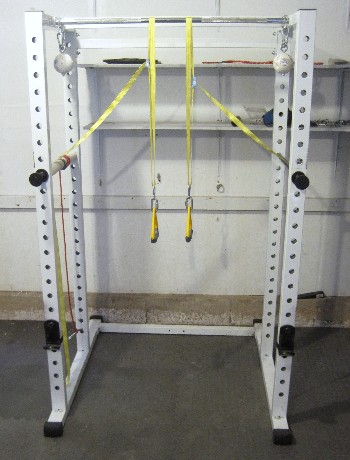 Homemade Suspension Trainer - Part II